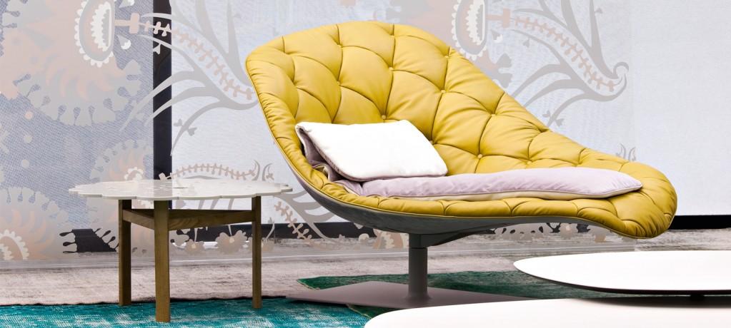 Bohemian – Patricia Urquiola – 2008 – Moroso – LVC Design