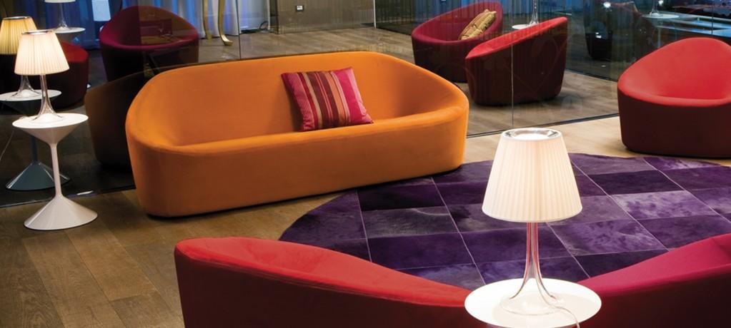 Fauteuil et Canapé Club – Prospero Rasulo – 2008 – Zanotta – LVC Design