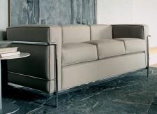 canapé LC2 - Cassina - LVC Design