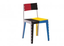 Stitch Chair - Adam Goodrum - 2008 - Cappellini - LVC Design