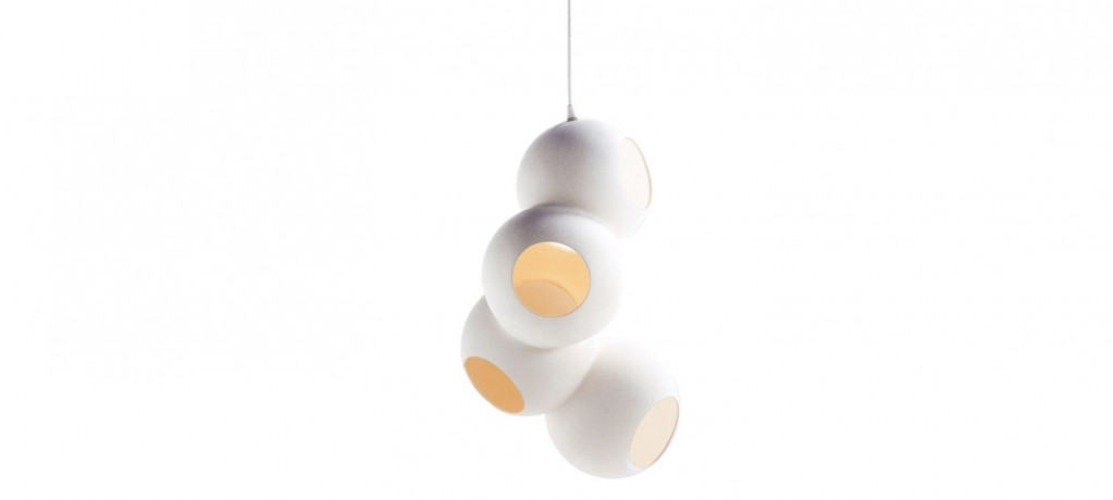 Ceramic Light - Marre Moerel - 2001- LVC Design - Cappellini