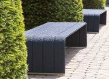 Table basse et banc Frame - Outdoor - Francesco Rota - LVC Design