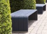 Table basse et banc Frame - Outdoor - Francesco Rota - LVC Design