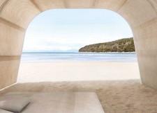 Pavillon d'extérieur - Cabanne Tunnel design Paola Lenti - Paola Lenti - LVC Design
