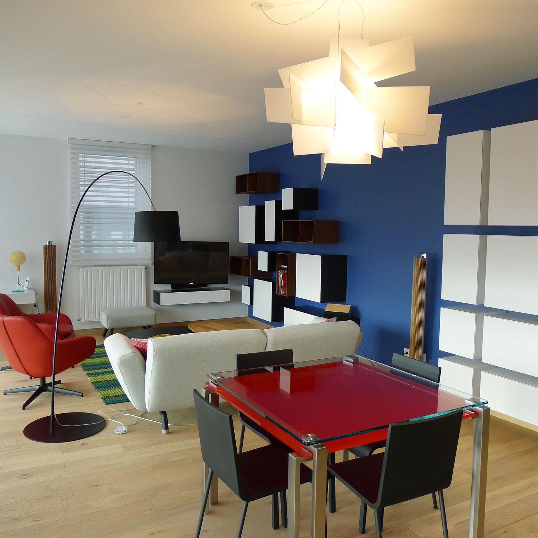 Appartement lyon confluence lvc designlvc design for Appartement design lyon