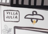 Villa Julia - Petite maison en carton - cabane design Javier Mariscal - Cabane Magis - 2009 - Magis - LVC Design