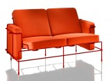 Fauteuil Traffic - Traffic design Konstantin Grcic - Traffic fauteuil - 2013/2014 - Magis - LVC Design
