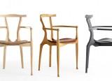 Gaulino Easy Chair - Chaise Gaulino design Oscar Tusquets Blanca - Chaise Gaulino - 1987 - BD Barcelona - LVC Design