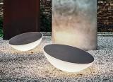 Lampe à poser Solar - lampe d'extérieur Solar - Solar - lampe outdoor design Jean Marie Massaud - Foscarini - 2011 - LVC Design