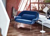 Saarinen Womb Settee - canapé Womb - Canapé design Eero Saarinen - 1948 - Canapé Womb Settee - Knoll - LVC Design