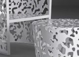 Camouflage - Fauteuil Camouflage - Camouflage Driade - Fauteuil outdoor - Camouflage - Fredrikson Stallard - Driade - 2016 - LVC Design