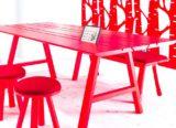 Table PicNic - BuzziPicNic - Table BuzziSpace - 2014 - BuzziSpace - LVC Design
