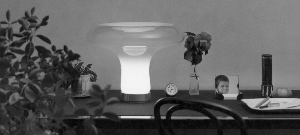 Lesbo - Lampe Lesbo - Artemide Lesbo - Lesbo Angelo Mangiarotti - 1967 - Artemide - LVC Design