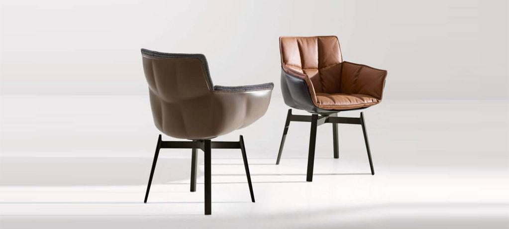Fauteuil Husk - Husk - Fauteuil B&B Italia - Fauteuil Husk - Fauteuil design Patricia Urquiola - 2012 - B&B Italia - LVC Design