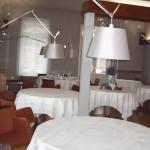 Restaurant Les Iris, après.
