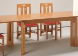 Berlino Table et coonley - Cassina