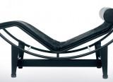 Chaise Longue LC4 noire - Cassina