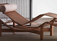 Chaise longue Tokyo - Perriand - Cassina