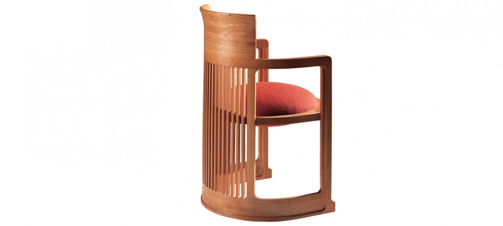 Fauteuil Barrel - Wright - Cassina