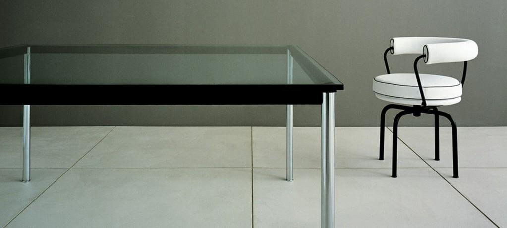 Table haute LC10-P - Cassina