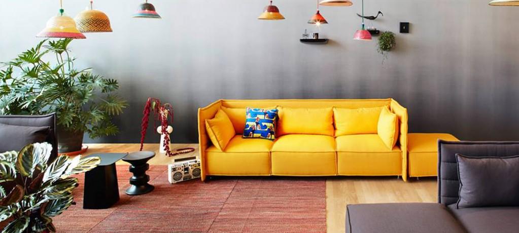Canapé Alcove Sofa - R&E Bouroullec - Vitra - LVC Design