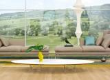 Canapé Suita Sofa et Table ETR - Vitra