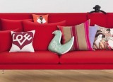 Canapé Suite Sofa - Rouge - Vitra - LVC Design