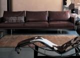 Canapé TOOT et chaise longue LC4 - Cassina