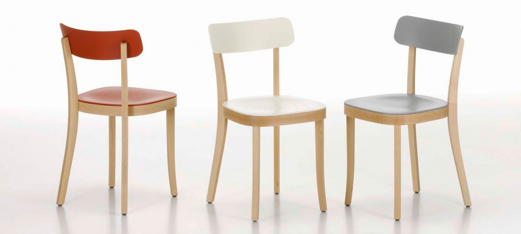 Collection BASEL CHAIR - Vitra - LVC Design