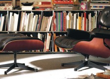 LOUNGE CHAIR - C&R Eames - 1956 - Vitra (2)