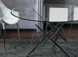 Table 714 et fauteuil Passion - Cassina