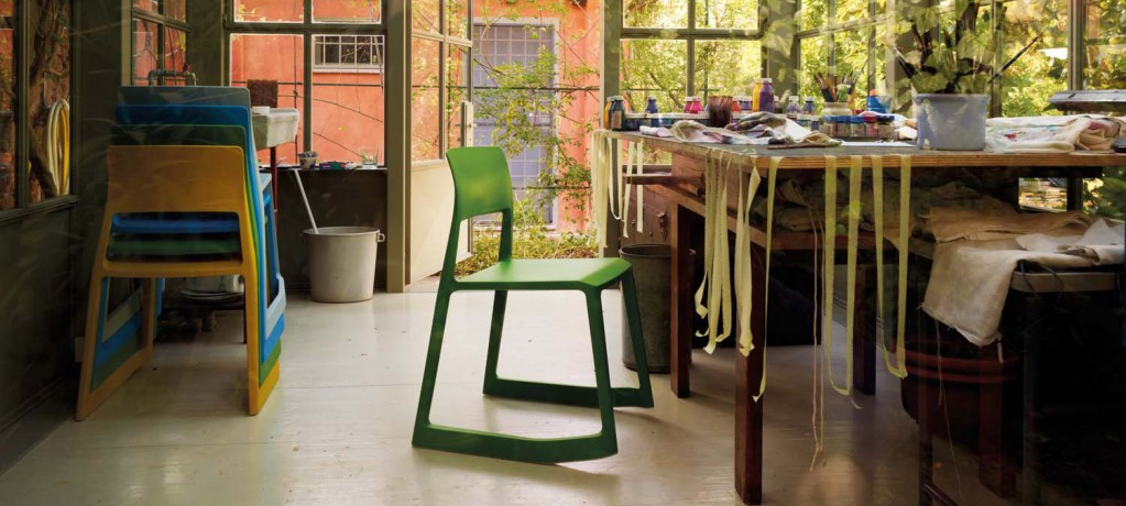 Tip Ton Chairs - Vitra