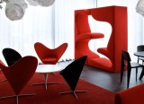 Heart Cone Chair - Verner Panton - 1959 - Vitra (2)