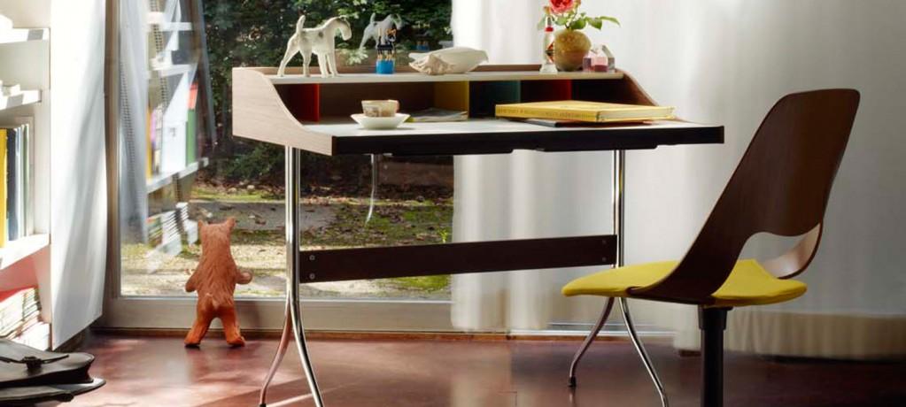 Home Desk - George NELSON - 1958 - Vitra