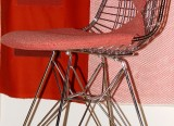 WIRE CHAIR - C&R Eames - 1951 - Vitra
