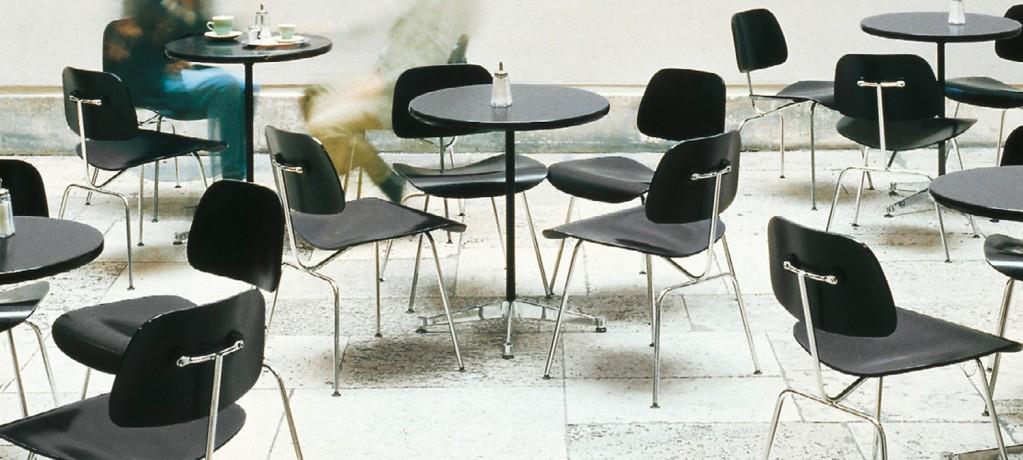 DCM - C&R Eames - 1945-1946 - Vitra