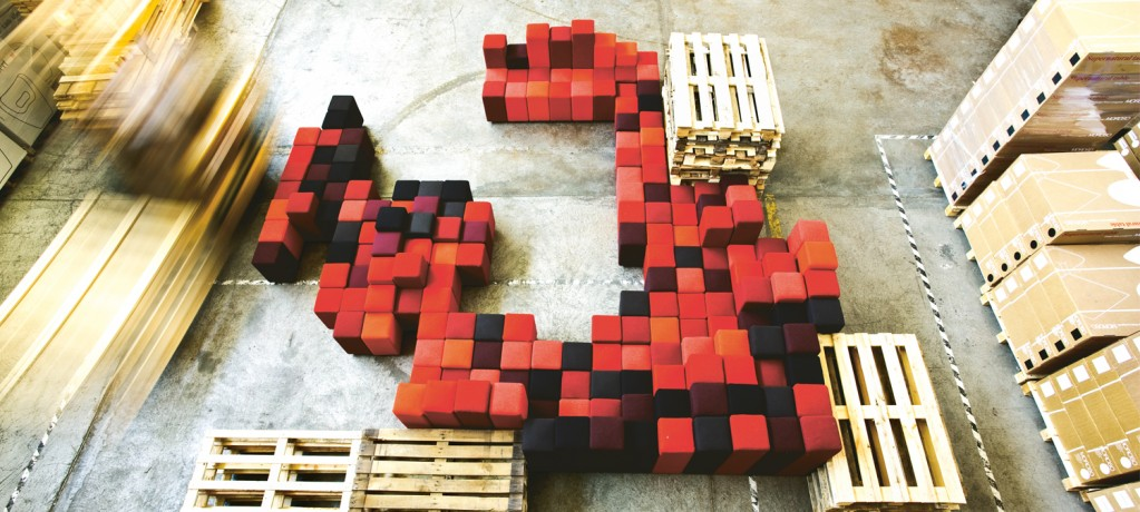 Do Lo Rez - Ron Arad - 2008 - Moroso - LVC Design
