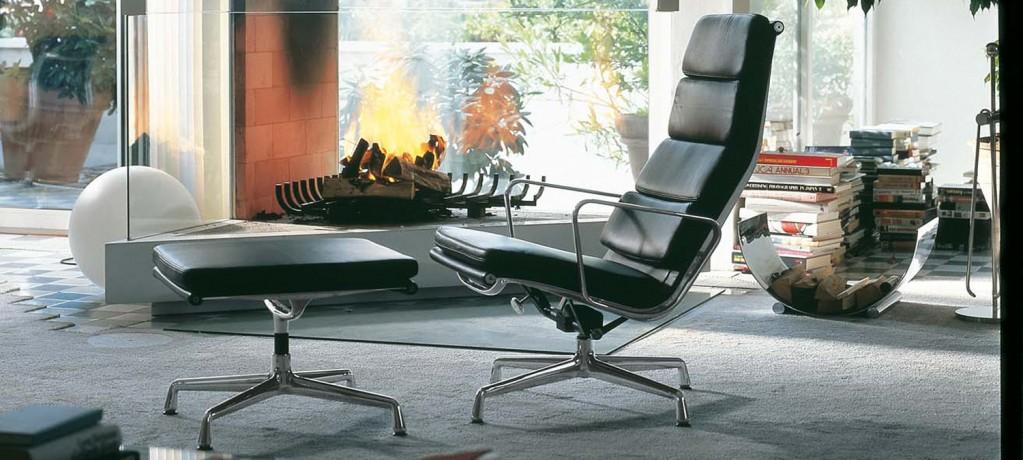Soft Pad Group - EA222 - EA223 - 1969 - C&R Eames