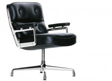 Lobby chair - ES105-ES108 - C&R Eames - 1960 - Vitra