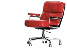 Lobby chair - ES104 - C&R Eames - 1960 - Vitra