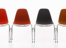 DSX - DSS - C&R Eames - 1950 - Vitra