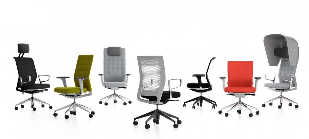 ID Chair Concept - A. Citterio - 2010 - Vitra
