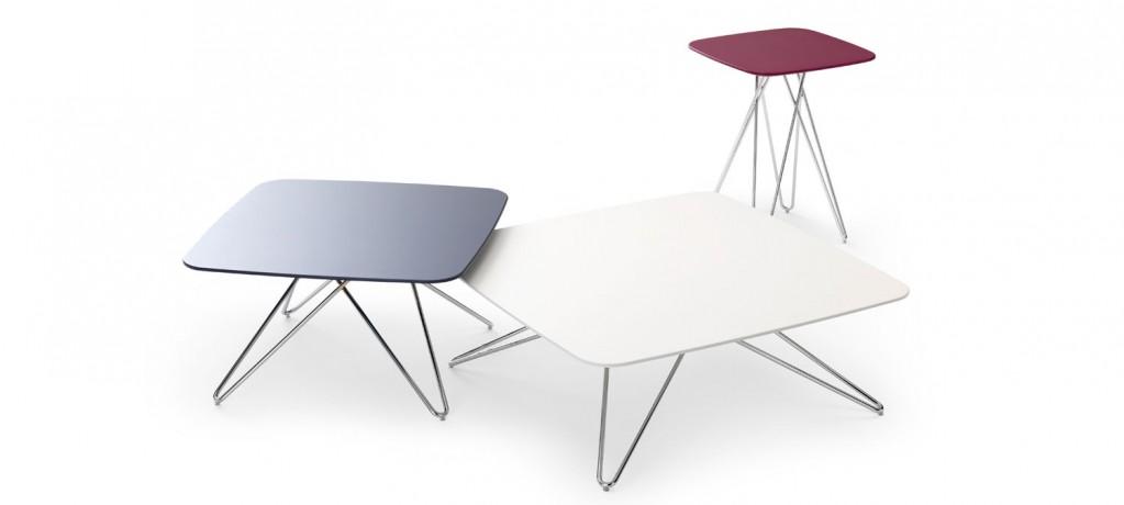 Tables Cimber - Frans Schrofer - 2012 - Leolux - LVC Design