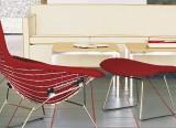 Fauteuil Haut Dossier Bertoia - Harry Bertoia - 1952 - Knoll - LVC Design