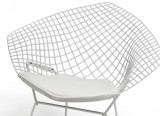 Fauteuil Diamant - Harry Bertoia - 1952 - Knoll - LVC Design