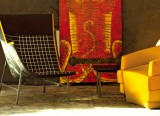 Fauteuil Rift - Moroso - Patricia Urquiola - 2009 - LVC Design
