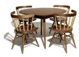 Straight chair - NaKashima - 1946 - Knoll - LVC Design