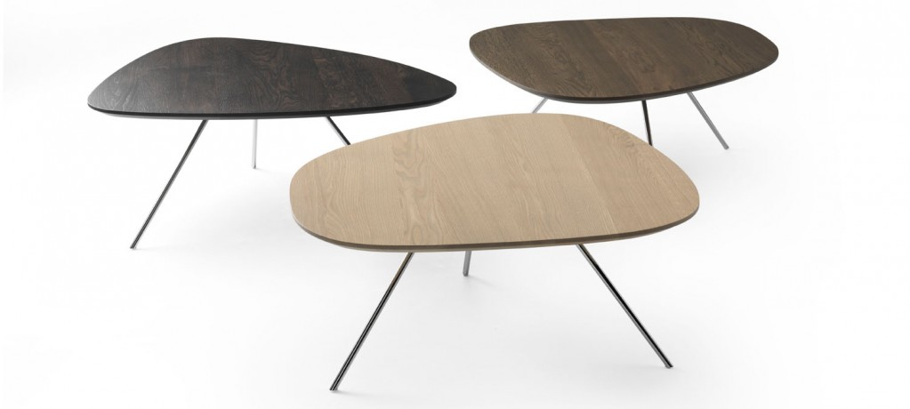 Tables Lilom - Norbert beck - 2010 - Leolux - LVC Design