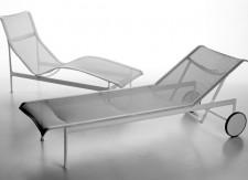 1966 chaise longue - Richard Schultz - 1966 - Knoll - LVC Design