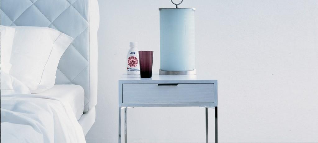 Table de chevet Oscar - Emaf Progetti - 2005 - Zanotta - LVC Design